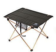 cheap -Camping Table Portable Collapsible Aluminium for Hiking Fishing Beach Camping Traveling Outdoor