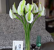 Недорогие -Искусственные Цветы 1 Филиал Простой стиль Калла Букеты на стол