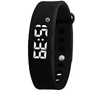 W5P Smart Bracelet / Activity Tracker Calories Burned / Pedometers / Alarm Clock / Timer / Temperature Display / Sleep Tracker