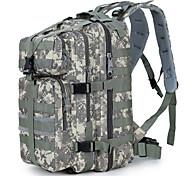 Недорогие -30 L Походные рюкзаки Отдых и Туризм Для школы Путешествия Компактный холст