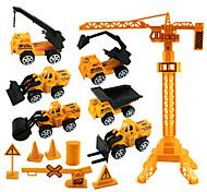 Недорогие -Машинки с инерционным механизмом Автопогрузчик День детей