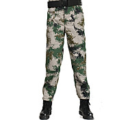 cheap -Camouflage Hunting Pants Men's Women's Unisex Wearable Lightweight Materials Camouflage Bottoms for Hunting