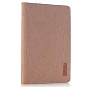 economico -Custodia Per Apple Mini iPad 4 Mini iPad 3/2/1 Con supporto Integrale Tinta unica Resistente pelle sintetica per iPad Mini 4 iPad Mini