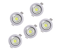 abordables -LED Ajustable Luz Empotrada Luces LED Descendentes Blanco Cálido Blanco Natural AC 220-240V