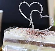 que adorna la herramienta Corazón para la torta Metal Alta calidad