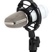 professionale bm700 a condensatore KTV microfono cardioide Pro Studio audio microfono di registrazione vocale