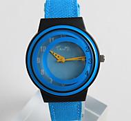 cheap -Fashion Watch Quartz / PU Band Casual Blue Grey Brand