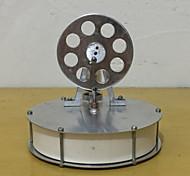 Недорогие -Модель двигателя Двигатель Стирлинга Наборы для моделирования Игрушки для изучения и экспериментов Игрушки Круглый профессиональный