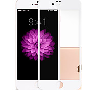 cheap -Screen Protector Apple for iPhone 6s Plus iPhone 6 Plus Tempered Glass 1 pc Front Screen Protector Matte 2.5D Curved edge 9H Hardness