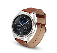 for Samsung Gear S3 Frontier/Classic Replacement Leather Watch Bracelet Strap Band