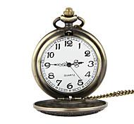 Недорогие -Карманные часы Кварцевый сплав Группа Бронза