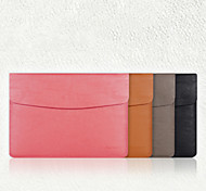cheap -Sleeves for Business Solid Color Genuine Leather Macbook Pro 15-inch MacBook Air 13-inch Macbook Pro 13-inch Macbook Air 11-inch Macbook
