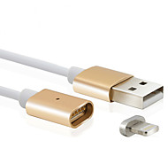 abordables -Iluminación Adaptador de cable USB Cable de Carga Cable Cargador Datos y Sincronización Cable Normal Magnética Cable Para iPad Apple