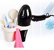 Jogo de Acessórios para Banheiro Prateleira de Banheiro Suporte para Escova de Dentes / Plásticos Contemporâneo