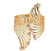 Недорогие -u7® большой 18k коренастый позолоченные браслет манжеты браслеты для мужчин или женщин браслеты