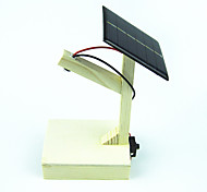 Solar Powered Toys Science & Discovery Toys Toys Square Solar-Powered DIY 1 Pieces