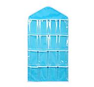 Недорогие -Сумка для хранения Общего назначения Нетканый материал Обычные Аксессуар 1 сумка для хранения Сумки для хранения домашних хозяйств
