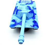Игрушечные машинки Игрушки Военная техника Проблеск Звук Танк Мальчики Девочки Подарок Актеры и игрушки Экшн-игры