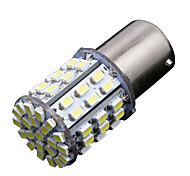 GC®  1156 / BA15S 7.5W 500LM 85x3020 SMD White LED for Car Turn Steering Light / Brake Light Lamp (DC12V) 1pc