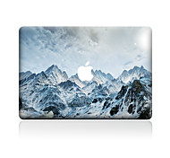 For MacBook Air 11 13/Pro13 15/Pro with Retina13 15/MacBook12 Ice And Snow Decorative Skin Sticker