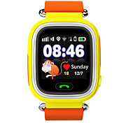 GPS YYQ60 Watch Touch Screen  Positioning Smart Watch Children SOS Call Location Finder Device Anti Lost Reminder