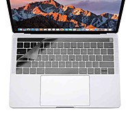 cheap -XSKN® Ultra Thin Keyboard Cover for Macbook Pro 13 15 with Touch Bar (A1706/A1707)  Clear TPU Laptop Keyboard Skin Protective Film US Layout