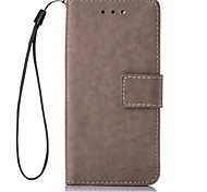 cheap -For Sony Xperia X Performance  X  Card Holder with Stand Flip Case Full Body Case Solid Color Hard PU Leather for Xperia XA XA Uitra Z5 M2