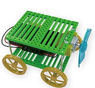 Недорогие -Игрушки Для мальчиков Развивающие игрушки Набор для творчества Обучающая игрушка Экипаж Ветряная мельница ABS Зеленый