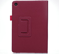 Original Lichi Leather Case 7.9 Inches for ASUS ZenPad 3 8.0  Z8 Z581KL With Stand Cove