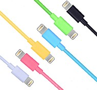 cheap -USB 3.0 Lightning USB Cable Adapter Charging Cable Charger Cord Data & Sync Cord Normal Cables Cable For iPad Apple iPhone 100 cm