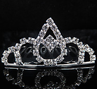 Gorgeous Rhinestones Wedding Bridal Tiara/ Headpiece Elegant Style