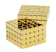 Magnet Toys Magic Cube Stress Relievers 64 Pieces 5mm Toys Magnetic Square Gift