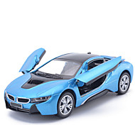 Машинки с инерционным механизмом Игрушечные машинки Грузовик моделирование Автомобиль Лошадь Металлический сплав Металл Универсальные