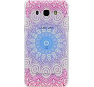 For Samsung Galaxy J7 Prime J5 Prime Dandelion Pattern Soft TPU Material Phone Case for J3Prime J2Prime J510 J310 G530 G360