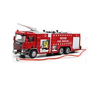 Недорогие -Игрушки Строительная техника Игрушки Грузовик Пожарные машины Металл 1 Куски Детские Подарок