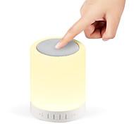 Недорогие -s17 портативный умный светильник с динамиком и несколькими светлыми цветами