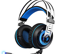 Sades a7 3,5-мм наушники для стереонаушников USB-гарнитура для игр оголовье для микрофона с микрофоном для mac pc yxej03