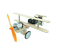 cheap -Solar Powered Toys Model Building Kit Toys Fighter Eco-friendly Electric Unisex Pieces
