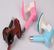 Cat Dog Bowls & Water Bottles Pet Bowls & Feeding Waterproof Portable Double-Sided Blue Pink Khaki Plastic