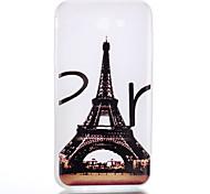 For Samsung Galaxy J7 J3 (2017) Tower Pattern Relief Luminous TPU Material Phone Case Galaxy J7 J5 J3 J1 (2016) G530 G360 i9060