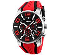 SKMEI 9128 Men's Woman Watch Waterproof Electronic Watch Fashion Multi - Functional Outdoor Sports Watch Sports Watch