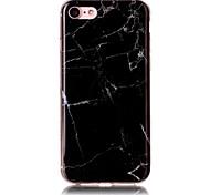 Для iphone 7 7 плюс чехол для крышки imd задняя крышка корпуса мрамор мягкий тпу для iphone 6s 6 plus 6s 6 se 5s 5 5c 4