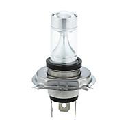 Недорогие -Sencart 2шт h4 p43t 8x3535smd белый / красный / желтый дневной свет дневной свет лампы запуска лампы накаливания drl ac / dc 9-30v