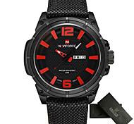 Недорогие -Муж. Для мужчин Спортивные часы Армейские часы Нарядные часы Модные часы Наручные часы Повседневные часы Японский Кварцевый Календарь Панк