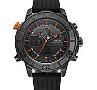 cheap -WEIDE Men's Quartz Digital Wrist Watch Military Watch Sport Watch Japanese Alarm Calendar / date / day Water Resistant / Water Proof LED