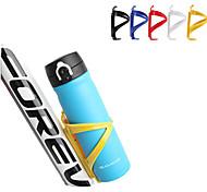 Велоспорт Вода клетки бутылки Велоспорт Горный велосипед Шоссейный велосипед Черный Красный Синий Белый Поликарбонат