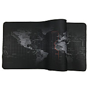 cheap -Big World Map Mouse Pad 300*700*2 mm