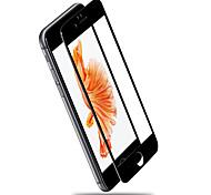 Недорогие -Защитная плёнка для экрана Apple для iPhone 6s iPhone 6 Закаленное стекло 1 ед. Защитная пленка на всё устройство Против отпечатков