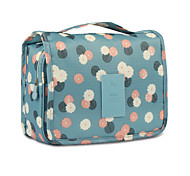 cheap -Travel Luggage Organizer / Packing Organizer Travel Toiletry Bag Cosmetic Bag Cosmetic & Makeup Bag Waterproof Portable Foldable Travel
