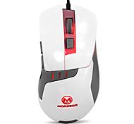 Недорогие -Настраиваемые точки на дюйм оптический usb проводные программируемые мыши e-sport поддержка мыши lol dota лига легенд pc